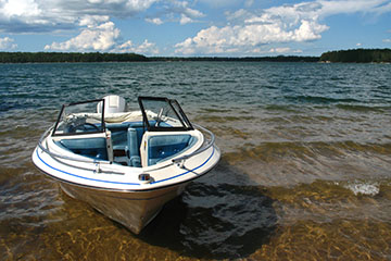Personal loans, Boats and Recreational Vehicle