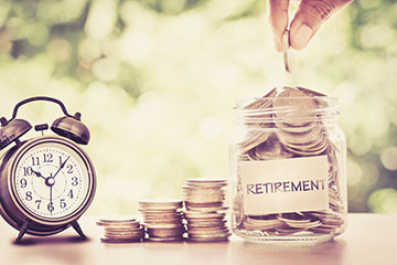 wealth management and retirement
