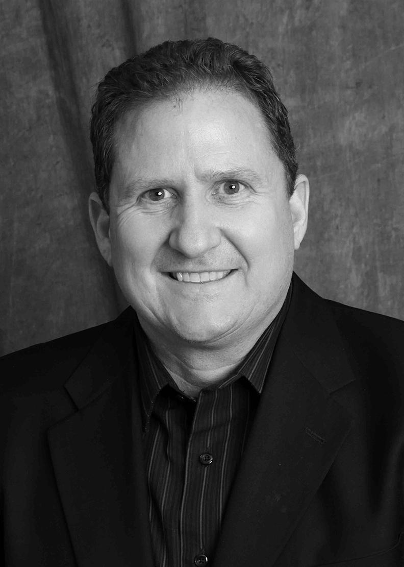 Mark Larson : Branch President
