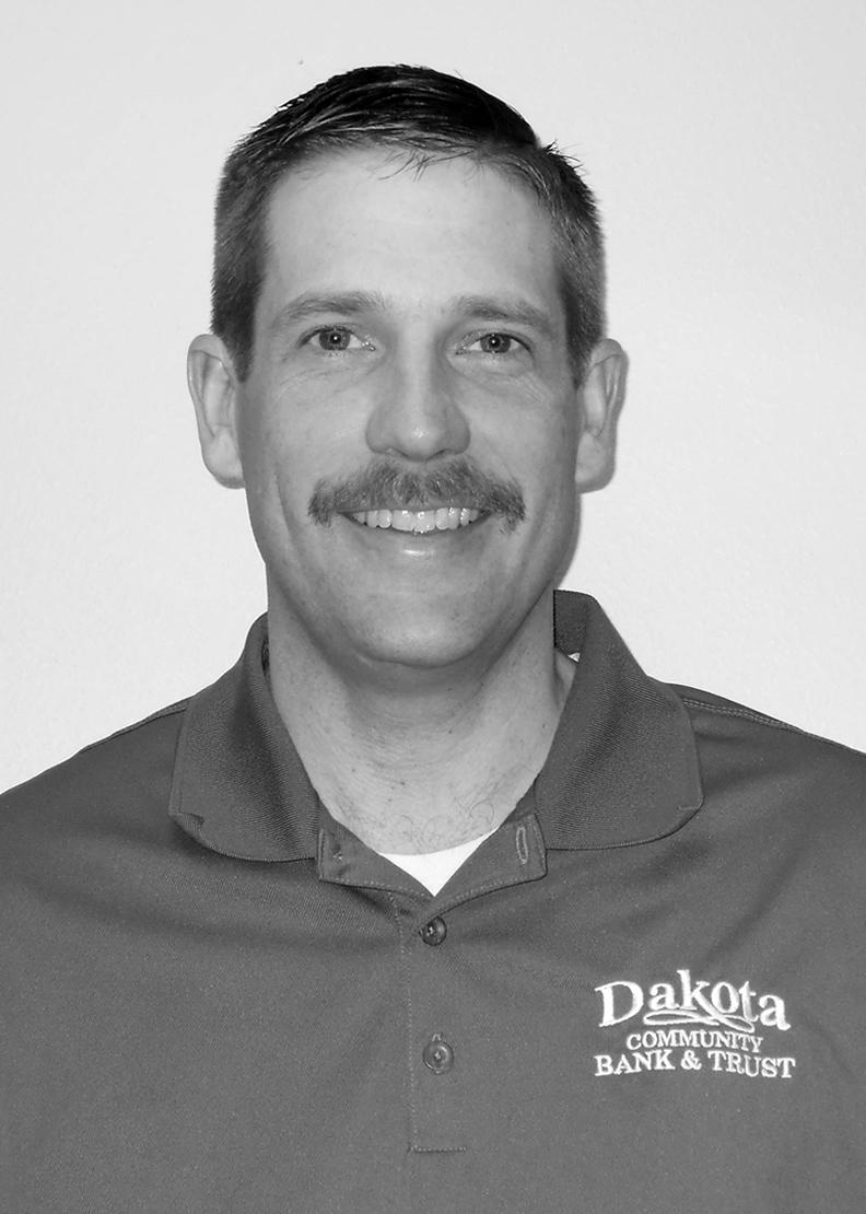 Troy Bargmann : Vice President