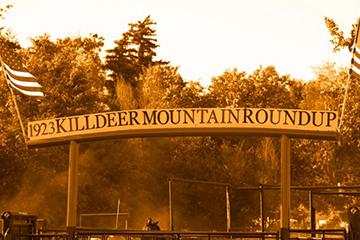 Killdeer Mountain Roundup