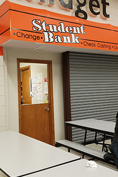 DHS Student Bank