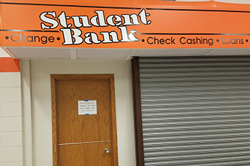 Dickinson High School Student Bank