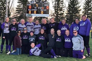 Wilton Girls Fast Pitch Softball