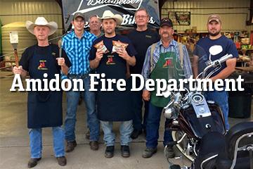 Amidon Fire Department