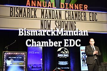 Bismarck-Mandan Chamber EDC