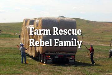 Farm Rescue – Rebel Family