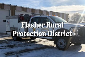 Flasher Rural Protection District