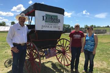 DCB&T Sponsoring Dunn Co 4-H