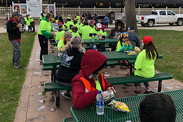 Mandan Clean Up Day Lunch_reduced