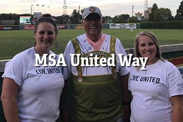 MSA United Way