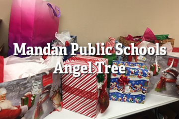 Mandan Public Schools Angel Tree thumbnail