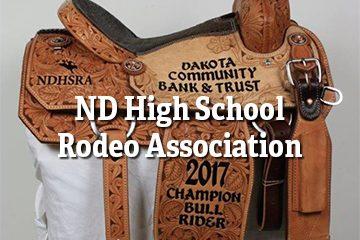 North Dakota High School Rodeo Association