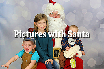 Pictures with Santa thumbnail