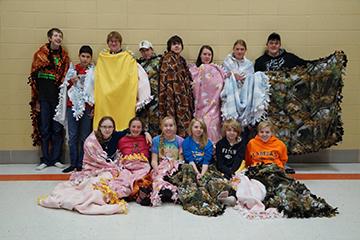 Scranton-FBLA-blankets-2012