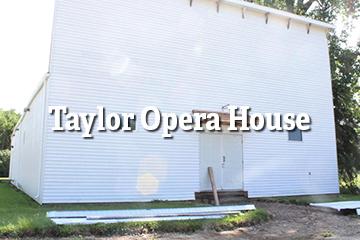 Taylor Opera House