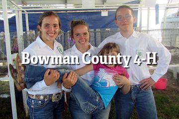Bowman County 4-H