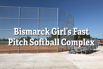 Bismarck Girls Fast Pitch Softball