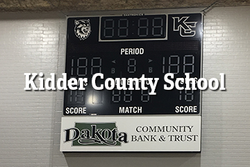 Kidder County School