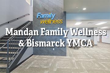 Mandan Family Wellness & Bismarck YMCA thumbnail