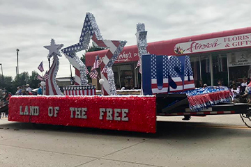 Mandan-Rodeo-Days-DCBT-parade-float