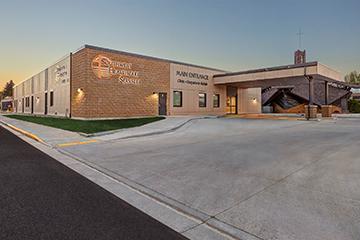 Southwest Healthcare Services Bowman
